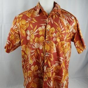 Tori Richards Mens Size XLarge Hawaiian Shirt